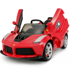 Kids Electric Car Ferrari FXX-K 12v Red
