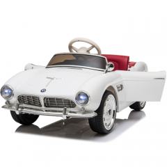 Kids Ride On Electric Car BMW 507 Roadster White