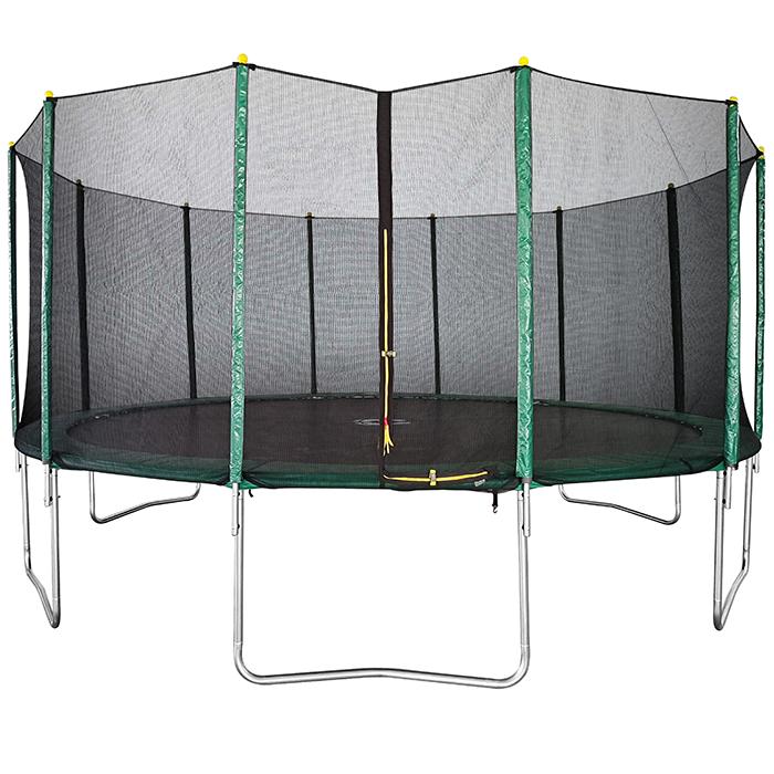 Image of Air Dog 16ft Trampoline + Enclosure