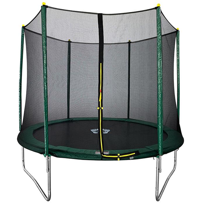 Image of Air Dog 8ft Trampoline + Enclosure