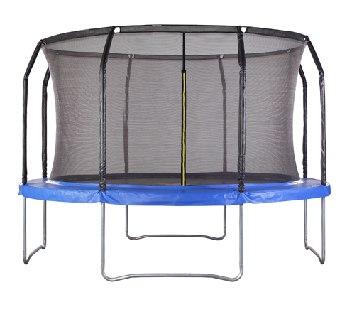 Image of Air League 12ft Trampoline with Safety Enclosure