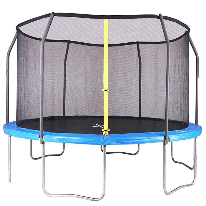 Air King Classic 12ft Trampoline with Safety Enclosure
