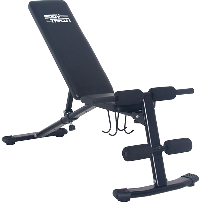 BodyTrain Adjustable Dumbbell Bench