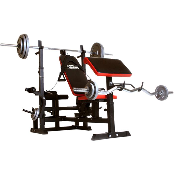 BodyTrain Deluxe Weight Bench