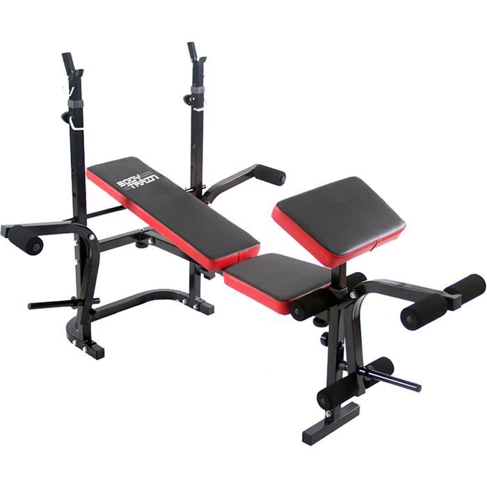 BodyTrain Elite Weight Bench