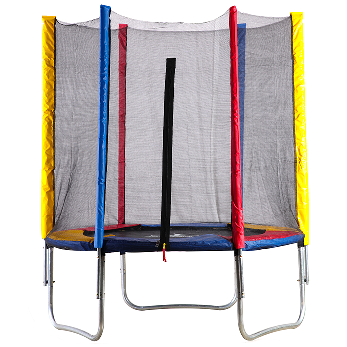 Big Air 6ft Trampoline with Safety Enclosure