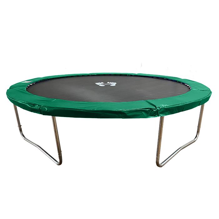 Air League 8ft Trampoline Green