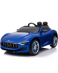 Kids Electric Ride On Car Maserati Alfieri Blue