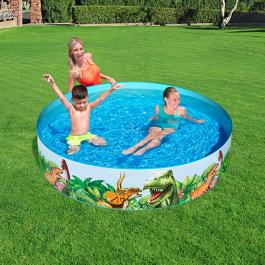 Bestway Dinosaur Fill N Fun Paddling Pool