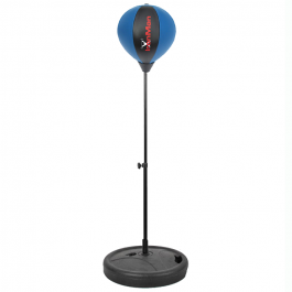 IronMan Free Standing Kids Punch Ball Blue