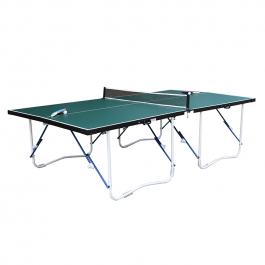 Walker & Simpson Flat Hit Full Size Folding Table Tennis Table Green