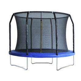 Air League 8ft Trampoline with Enclosure Blue