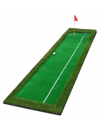 Hilllman Golf Artificial Turf Two Hole Putting Green