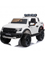 Kids Electric Ride On Ford Ranger Raptor White