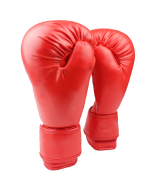 Ironman Red Boxing Gloves