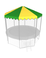 12ft Trampoline Canopy Tent Roof