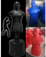 IronMan Free Standing Adjustable Height Punch Bag Sparring Dummy Man