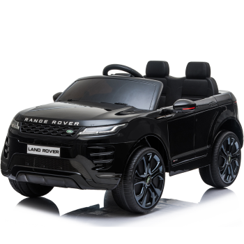 Kids Electric Ride On Range Rover Evoque Black