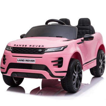 Kids Electric Ride On Range Rover Evoque Pink