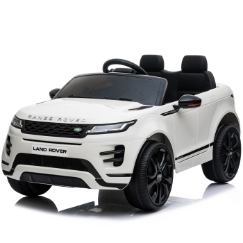 Kids Electric Ride On Range Rover Evoque White