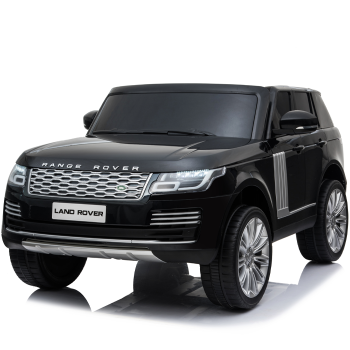 Kids Electric Ride On Range Rover Vogue Black