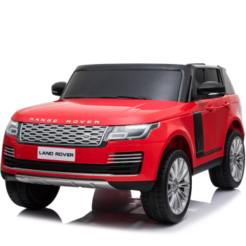 Kids electric Ride On Range Rover Vogue Red