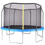Big Air Universal 12ft Trampoline with Safety Enclosure