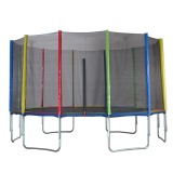 Air King 14ft Trampoline with Safety Enclosure
