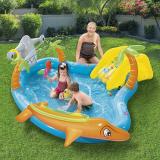 Bestway Sea Life Paddling Pool Play Centre