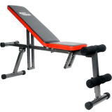 BodyTrain Adjustable Weight Training Bench