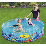 Bestway Sea Life 6ft Paddling Pool