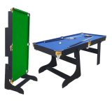 Walker & Simpson 6ft Admiral Folding Pool Table