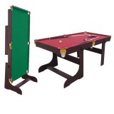 Walker and Simpson Duke 6ft Foldable Pool Table