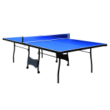 Air King Sirocco Folding Table Tennis Table Blue