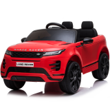 Kids Electric Ride On Range Rover Evoque Red