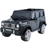 Kids Ride On Electric Car Mercedes G65 AMG Black