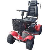 Hillman Warrior GT Sport Red Golf Buggy