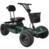 Hillman Hunter Green Golf Buggy