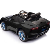 Kids Electric Ride On Car Maserati Alfieri Black