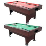Walker & Simpson Crosby 7ft Pool Table with Ball Return