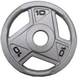 Ironman Olympic Grey Hammerton Tri-Grip Plates 2x 10lb