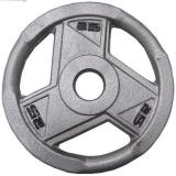 Ironman Olympic Grey Hammerton Tri-Grip Plates 2x 25lb