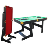 Walker & Simpson Premier 5ft Folding Pool Table