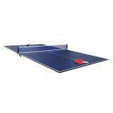 Walker & Simpson Table Tennis Table Conversion Top - Blue