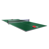 Walker & Simpson Table Tennis Table Conversion Top - Green
