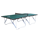 Walker & Simpson Flat Hit Full Size Folding Table Tennis Table – Green