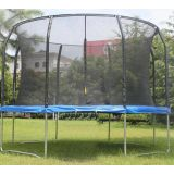 Big Foot 10ft Trampoline + Safety Enclosure