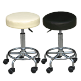 Tahiti Wheeled Therapist Stool
