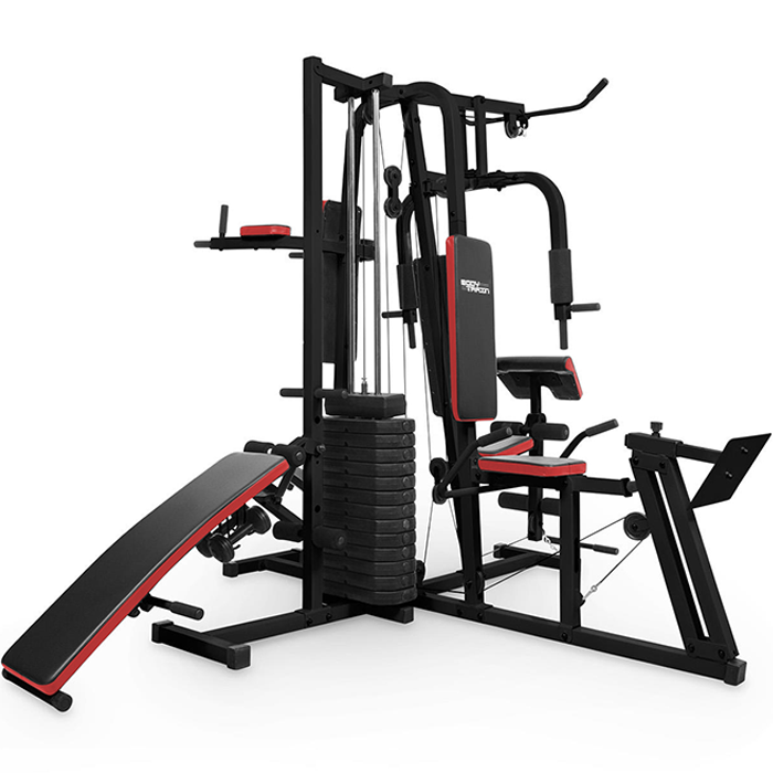Iron Man Advanced 7 Station Home Multi Gym