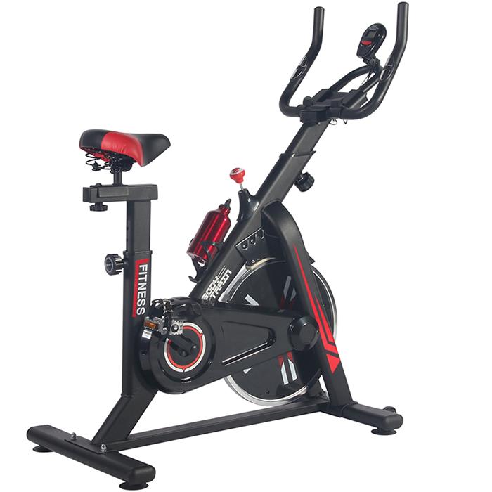 BodyTrain ES-7021 Racing Studio Style Exercise Bike Black